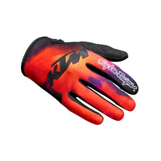 SE SLASH GLOVES ORANGE vel. XL/11 poslední kus