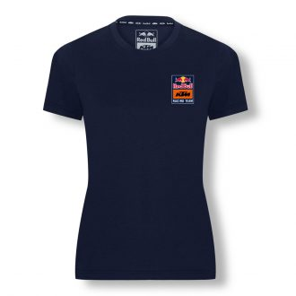 WOMEN RB KTM BACKPRINT TEE NAVY