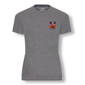 WOMEN RB KTM BACKPRINT TEE GREY