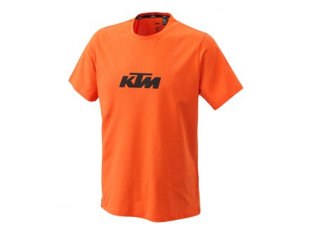 Foto - PURE LOGO TEE ORANGE
